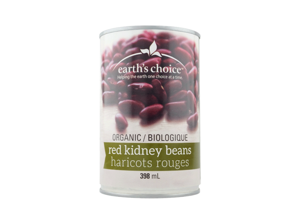Earth's Choice Organic Red Kidney Beans - BlossomPure Organic