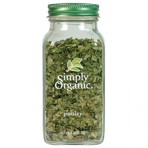 Simply Organic Parsley - BlossomPure Organic