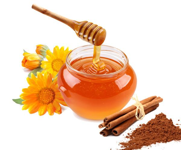 Cinnamon Honey 500g - BlossomPure Organic