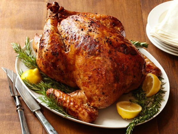 Fresh Organic Whole Turkey (14 - 18lbs) - BlossomPure Organic