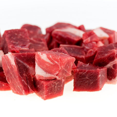 Grass-Fed Lamb Bone-in Stew (1.0 - 1.15 lbs) - BlossomPure Organic