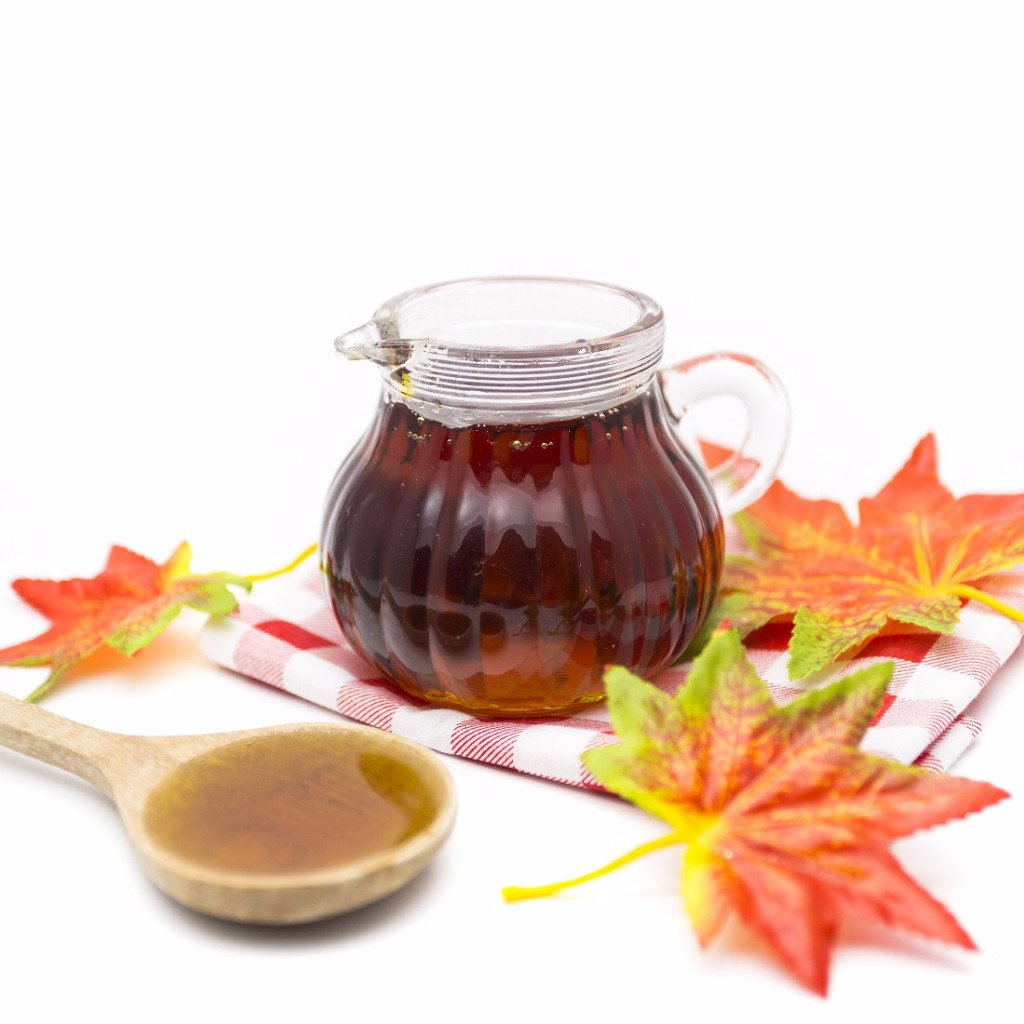 Ontario Maple Syrup - Pure, Medium (500 ml) - BlossomPure Organic