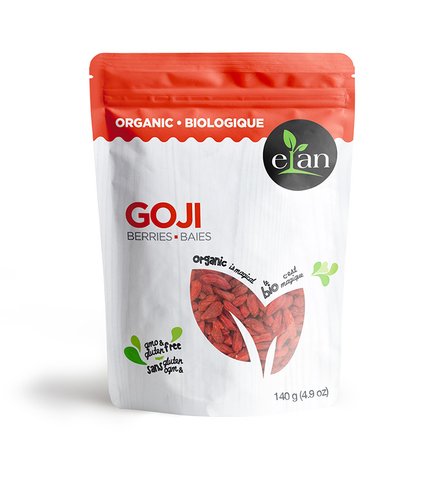 Organic Goji Berries [Dried] - BlossomPure Organic