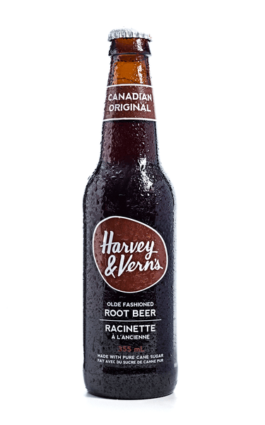Harvey and Verns Root Beer