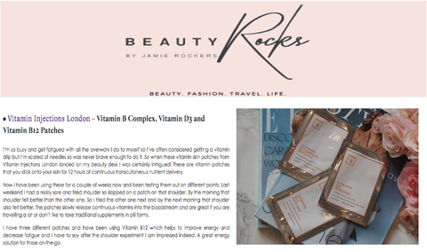 FEATURED IN BEAUTY ROCKS – FEEL GOOD BEAUTY, TOP PICKS