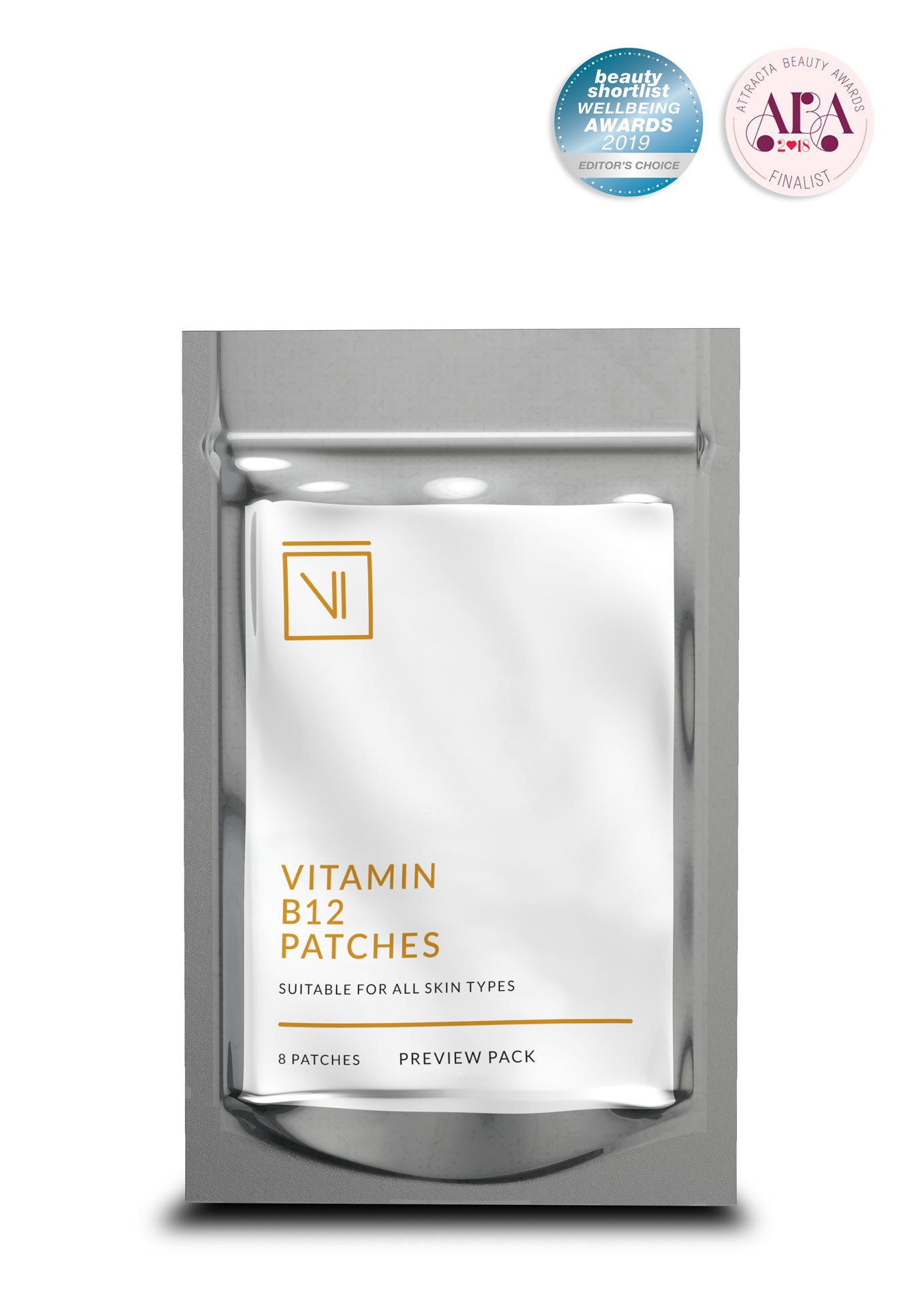 Vitamin B12 Supplement Patches