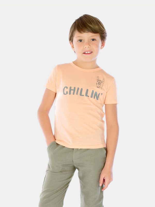 CHILL BOY T-SHIRT