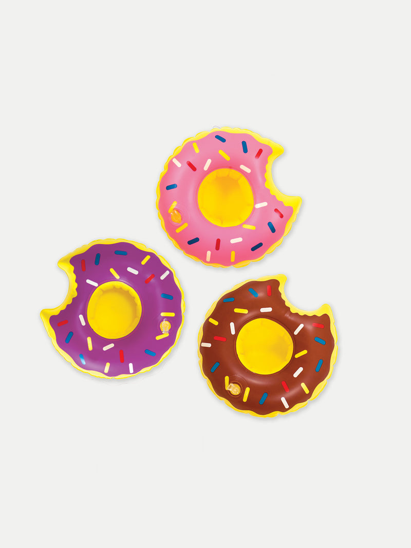 DONUTS CUP HOLDER POOL FLOAT