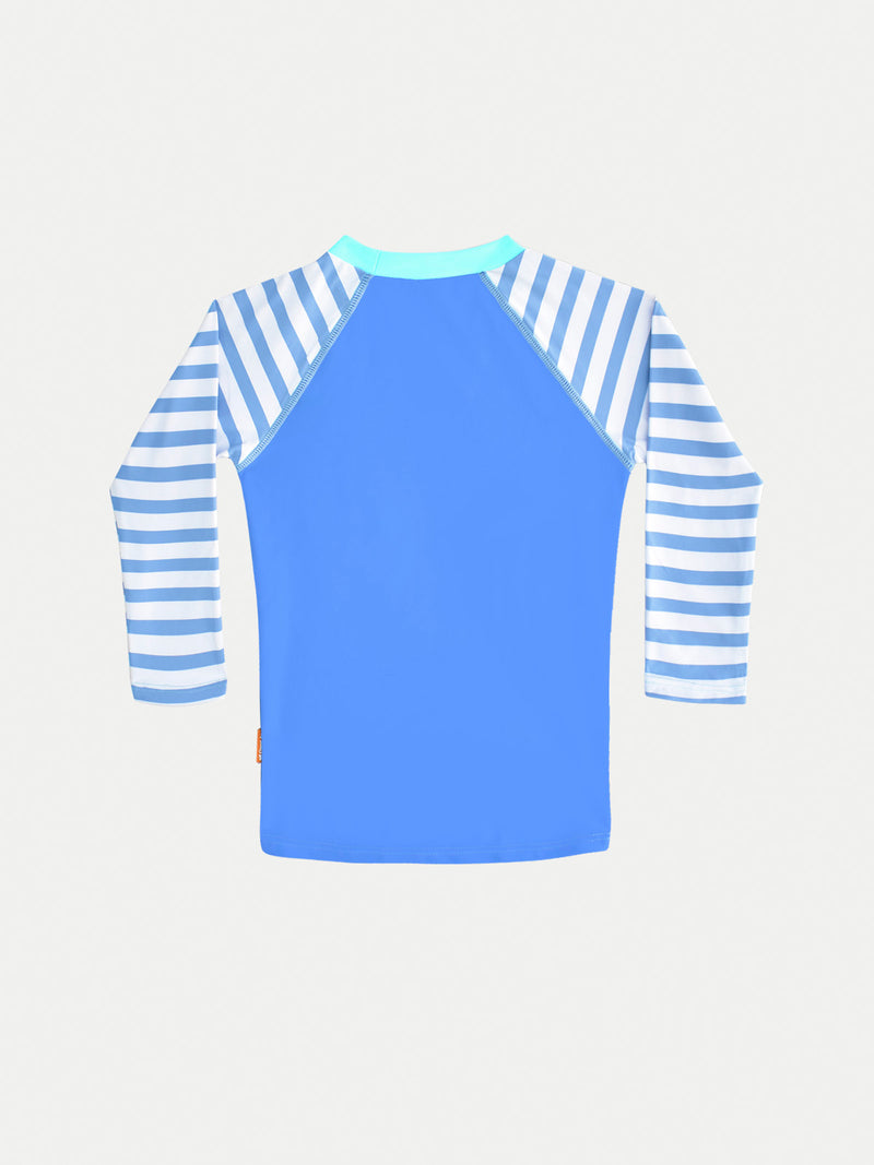 STRIPES RASH GUARD