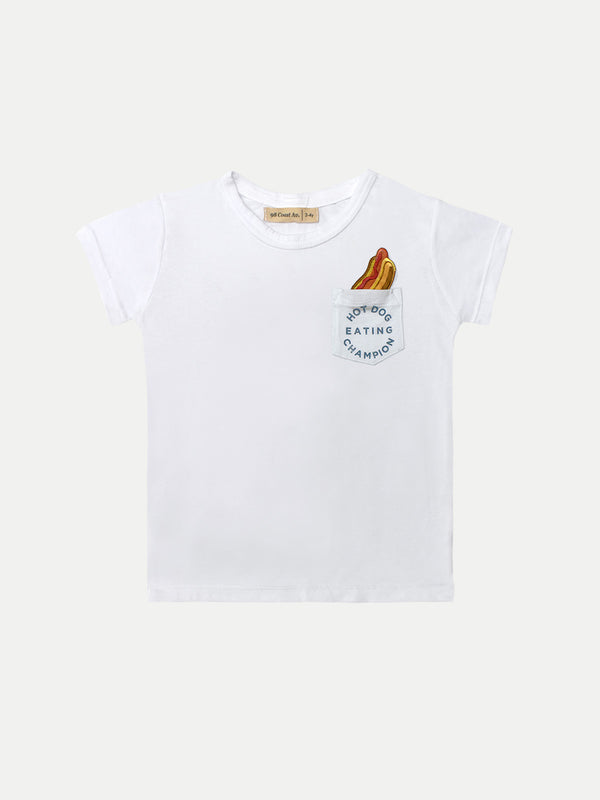 HOT DOG BOY T-SHIRT