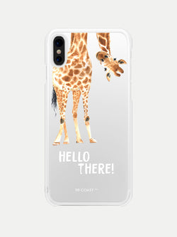 HELLO THERE IPHONE CASE