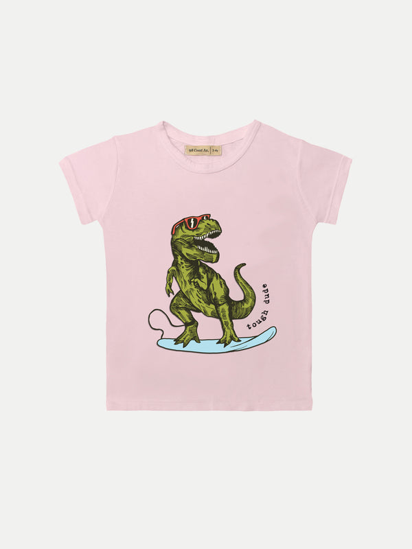 T REX BOY T-SHIRT