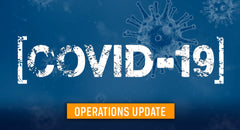 Operations and procedures during COVID-19
