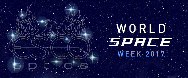Geeking out over World Space Week
