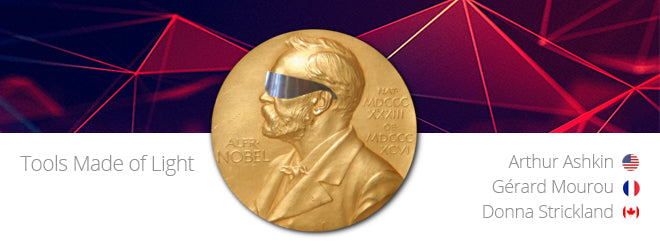 Nobel Prize for groundbreaking ultra-fast lasers