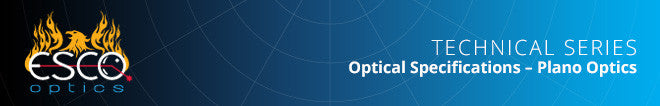 Technical Series - Concepts in Light and Optics – Optical Specifications