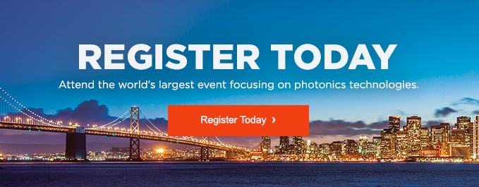 Register for Photonics West