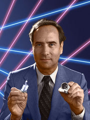Ted Maiman the worlds first laser