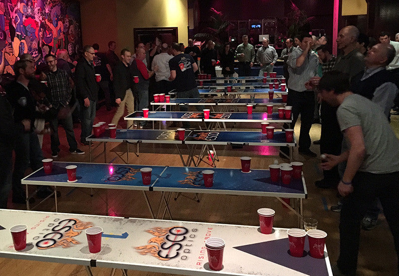 Esco Optics Beer Pong