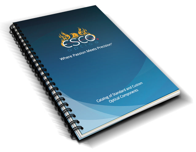 Download the Esco Optics Catalog