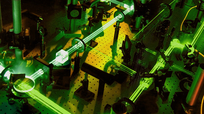 laser experiment, ultra fast lasers,