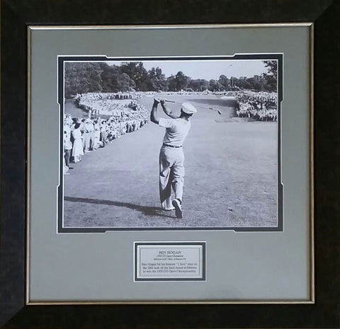 Ben Hogan, One Iron at the 1950 US Open