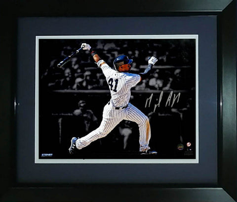 Miguel Andujar Autographed New York Yankeed 8x10 Photo