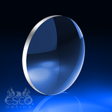 Plano-Convex Lenses, S1-UV Grade Fused Silica