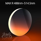Borofloat 33 Mirror, MAX R 488nm-514.5nm