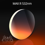 Borofloat 33 Mirror, MAX R 532 nm
