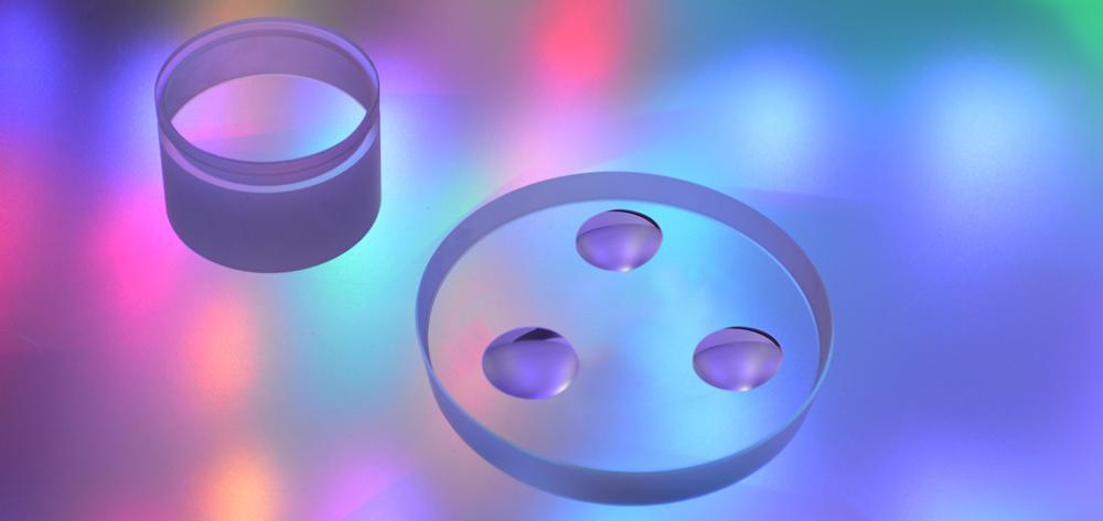 Custom optical glass components