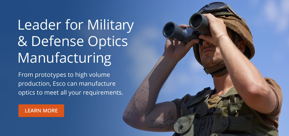 Leader for Custom Military and Defense Optics