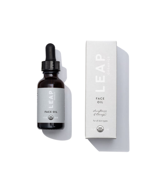 Organic Daily Face Oil