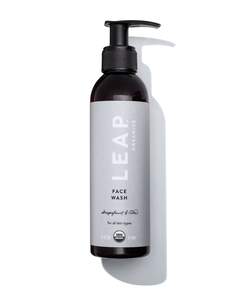 Organic Daily Face Wash