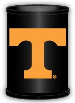 Tennessee Volunteers Trashcan