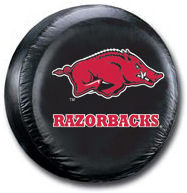 Arkansas Razorbacks Tire Cover