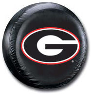 Georgia Bulldogs Tire Cover