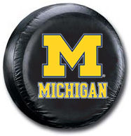 Michigan Wolverines Tire Cover