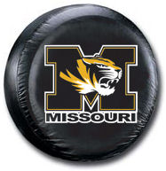 Missouri Tigers Tire Cover