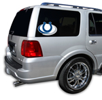 Indianapolis Colts Window Decal