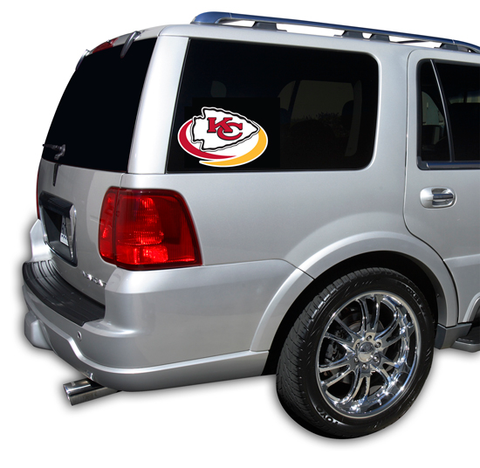 Kansas City Chiefs Window Decal