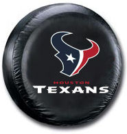 Houston Texans Tire Cover
