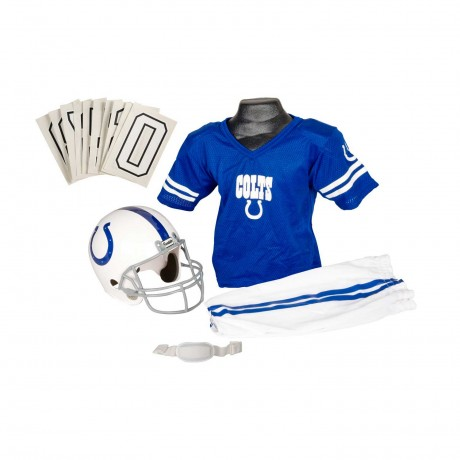 Indianapolis Colts NFL Youth Uniform Set - Indianapolis Colts Uniform Small (ages 4-6)