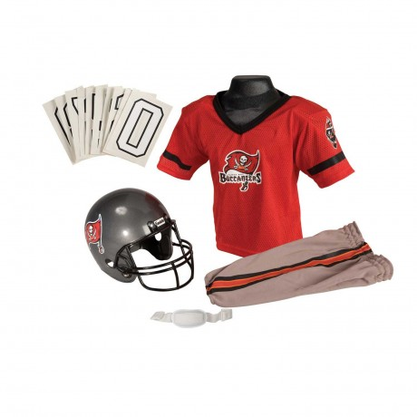 Tampa Bay Buccaneers NFL Youth Uniform Set - Tampa Bay Buccaneers Uniform Medium (ages 7-10)