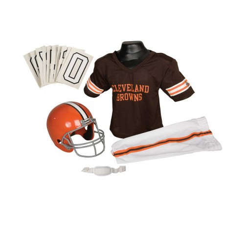 Cleveland Browns NFL Youth Uniform Set - Cleveland Browns Medium (ages 7-10)