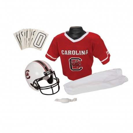 South Carolina Gamecocks NCAA Youth Uniform Set - South Carolina Gamecocks Uniform Small (ages 4-6)