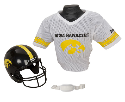 Iowa Hawkeyes NCAA Youth Uniform Set Halloween Costume
