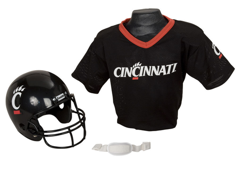 Cincinnati Bearcats NCAA Youth Uniform Set Halloween Costume