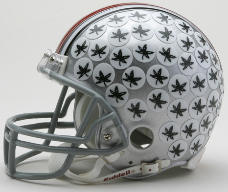 Ohio State Buckeyes NCAA Mini Football Helmet