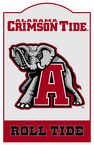 Alabama Crimson Tide NCAA Sign
